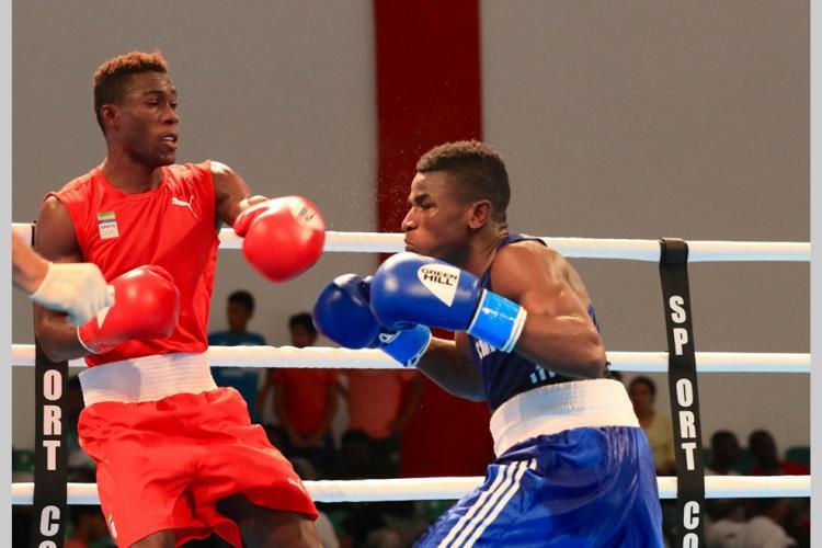 Boxe : Les derniers espoirs de Franck Mombey