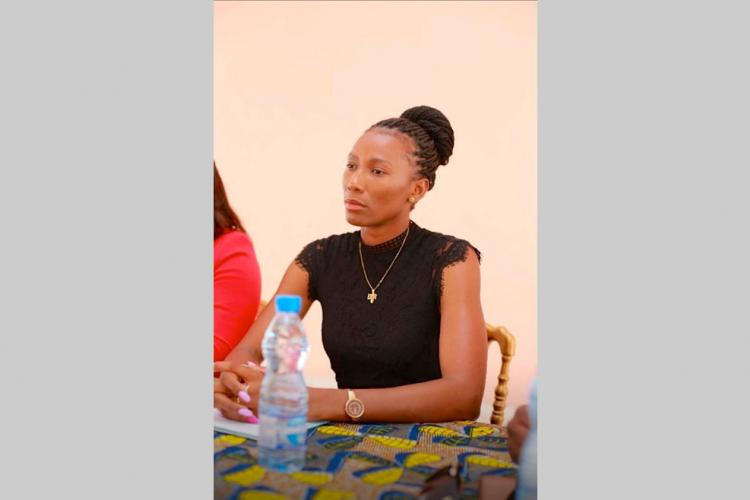 Entretien : Géraldine Yema Robert : ''Une vision et de nouveaux objectifs''