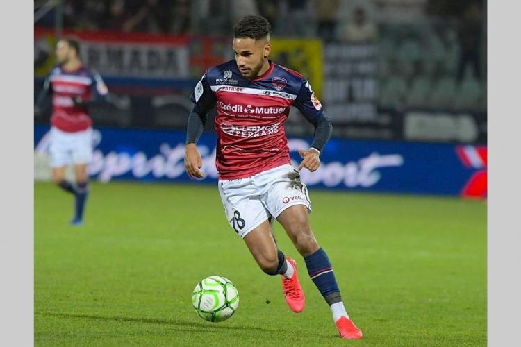 Ligue 2 : Allevinah dans le onze-type de la saison