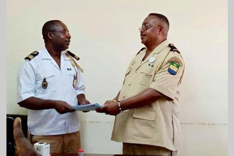 Sport militaire : Pama Abula et le défi de la redynamisation du sport à la Sécurité pénitentiaire