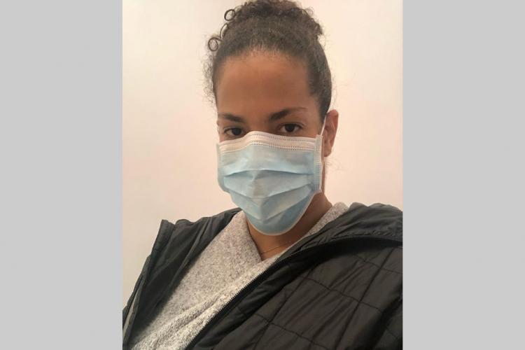 Judo : Sarah Mazouz atteinte du coronavirus
