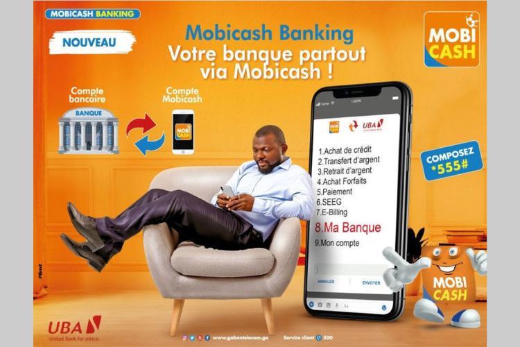 """Télécommunication : Gabon Télécom lance """"Mobicash Banking"""""""