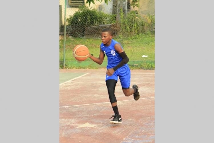 Talents à suivre : Leny-CamilleSimba Aworet vise la NBA