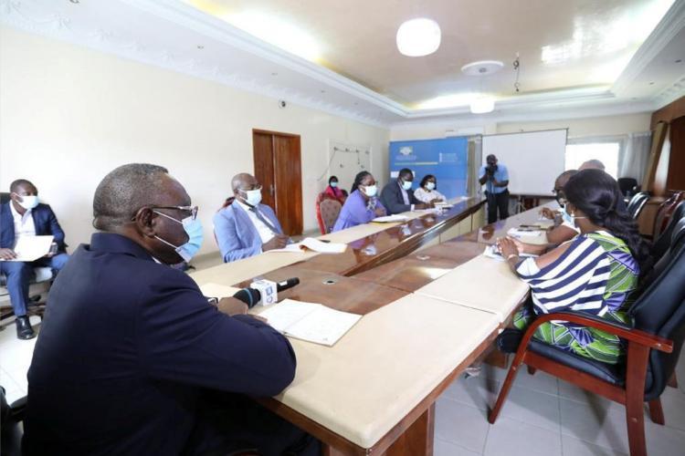 Gabon : réflexion autour d'un nouveau protocole thérapeutique
