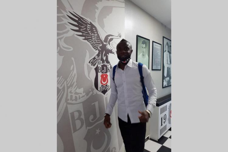 Beşiktaş : testsréussis pour JorelEto'o Beh Nguéma