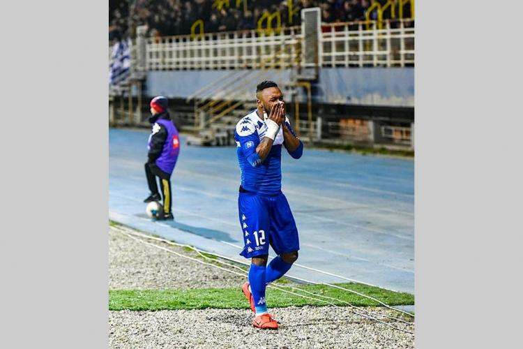 Football : Ebane Abessolo désormais sans club