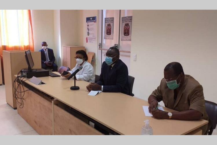Santé : Max Limoukou touche du doigt les maux du CHUL
