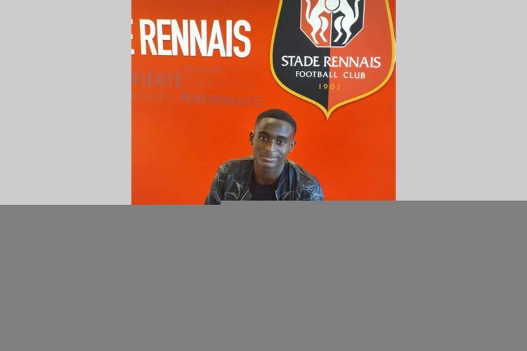 Stade rennais : contrat stagiaire pro de deux ans pour Fabrice-Alan Do Marcolino