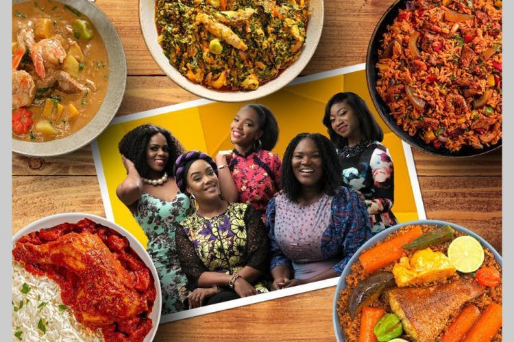 Maggi : Un site web exclusivement dédié aux plats africains
