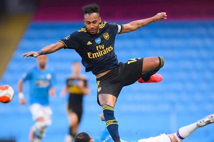 Football : Aubameyang et les derniers de la saison en Premier League