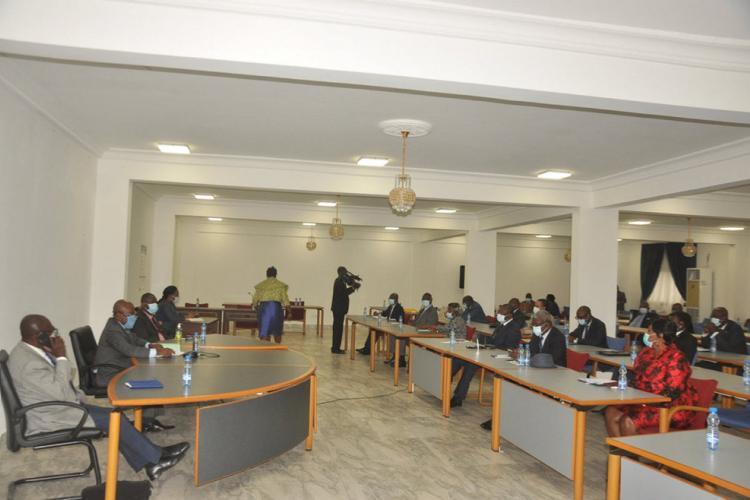 Parlement : Intense activité à la chambre des députés