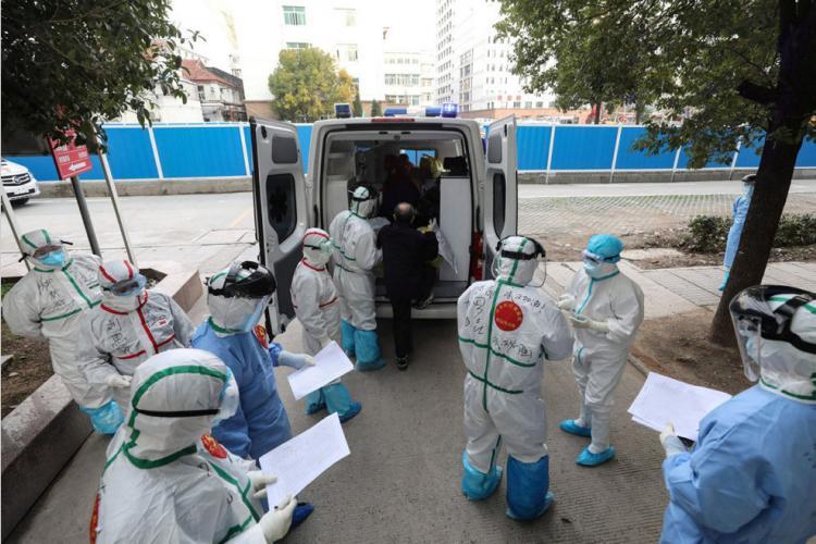 Covid-19 : une nouvelle vague de contaminations en Chine