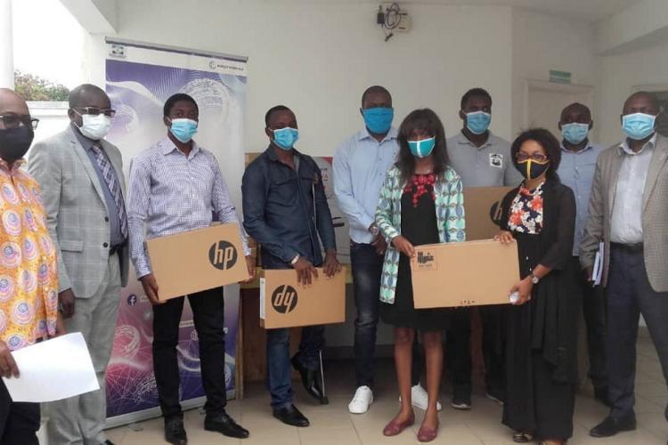 Numérique : eGabon équipe enfin les lauréats du hackathon national 2018