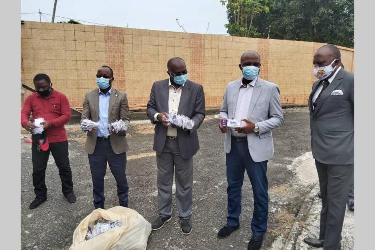 Football : la Fondation Sylvia Bongo Ondimba soutient les clubs de D1 et D2