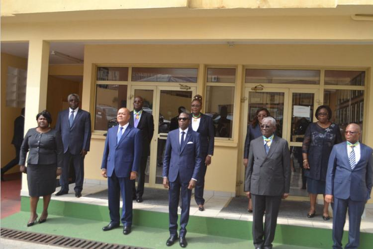 Administration territoriale : les nouveaux gouverneurs de province dans leurs fonctions