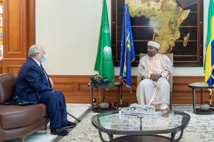 CEEAC : la réforme évoquée au palais