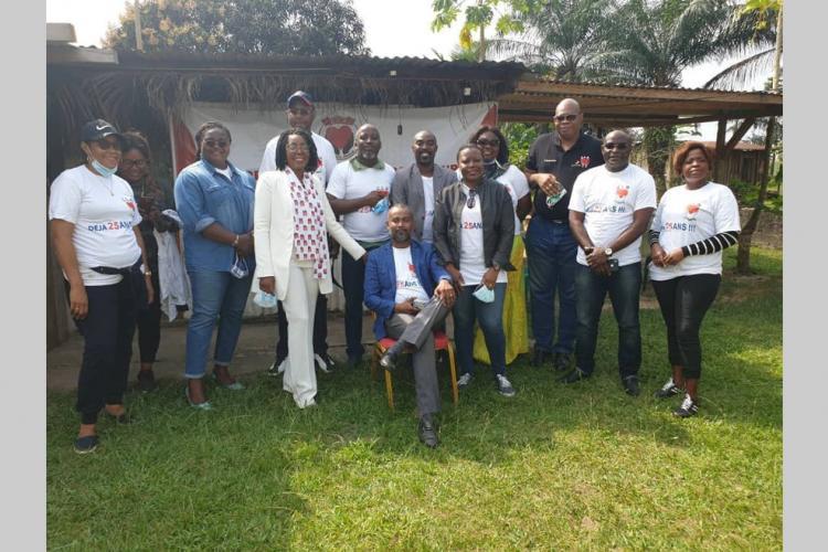 CLR : les bureaux des coordinations de Libreville installés