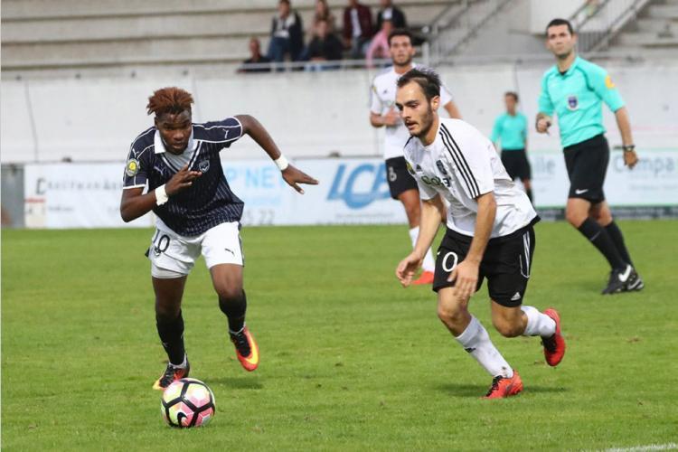 Football : Aaron Boupendza viré de Bordeaux