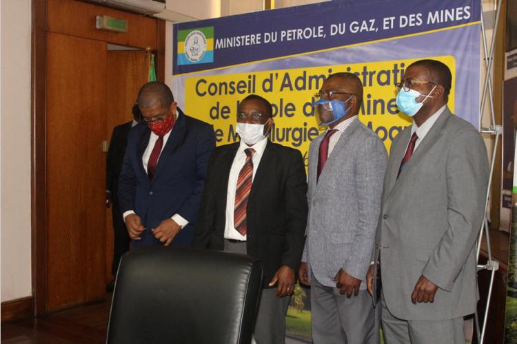 Education : l'Ecole des mines de Moanda s'ouvre à la sous-région
