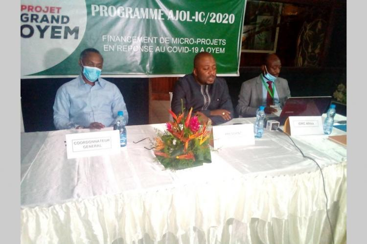 Projet Grand Oyem : 4 premières initiatives financées