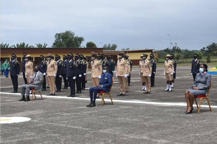 FPN : sortie de 92 officiers de police et de la sécurité pénitentiaire