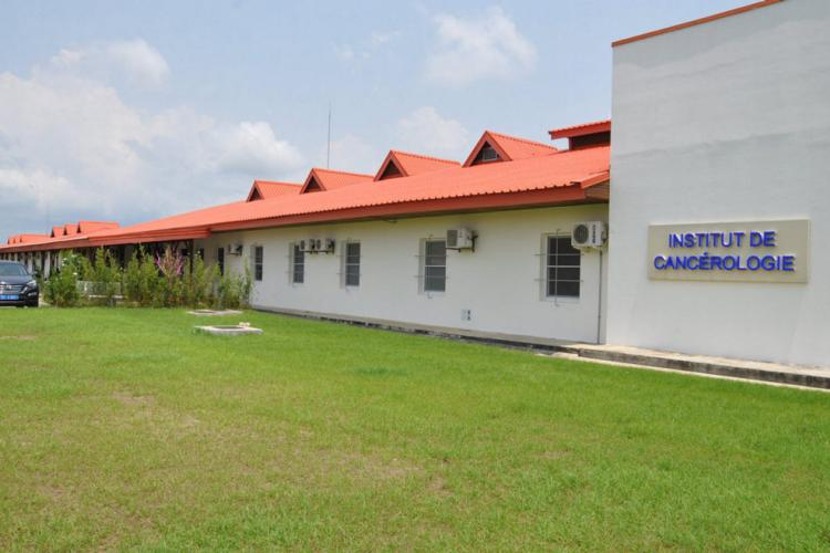 Institut de cancérologie d'Angondjè : victime d'un incendie