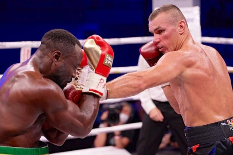 Knockout Boxing Night 2020 : Taylor Mabicka défait