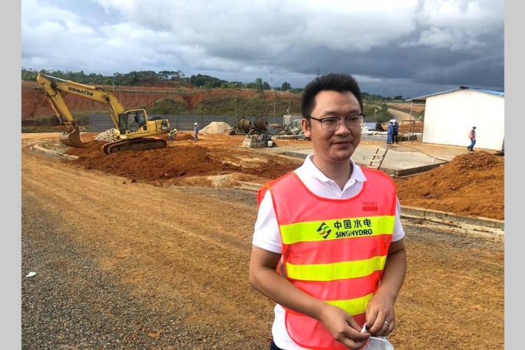 Sinohydro : la construction de deux centres sectoriels lancée