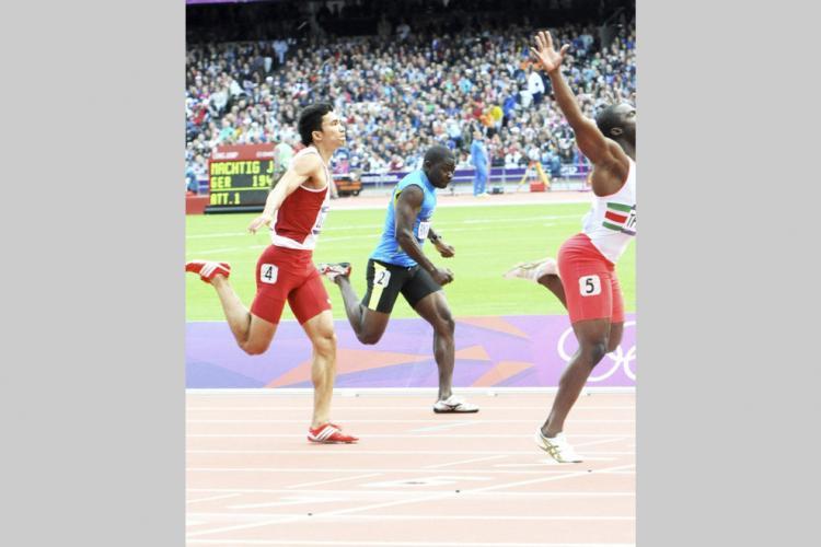 Athlétisme : Wilfried Bingangoye, président de la ligue de l'Estuaire