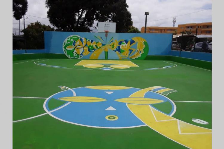 Likouala : un plateau sportif pour occuper sainement les jeunes