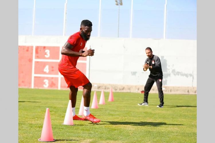 Football : Aaron Appindangoye sur le retour