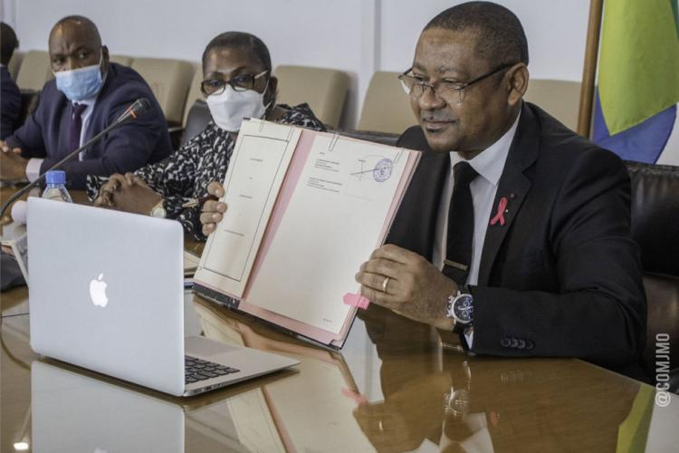 Rise Gabon : signature de l'accord