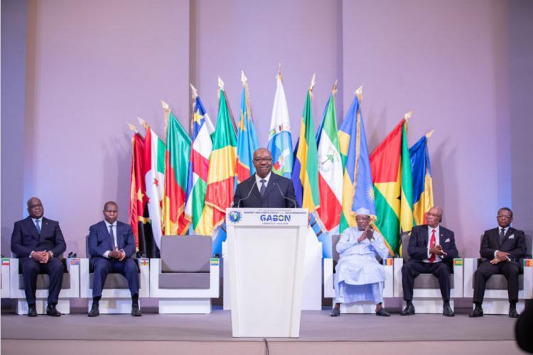 CEEAC : Ali Bongo Ondimba parle aux dirigeants et aux peuples d'Afrique centrale