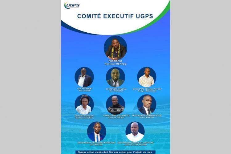 Union gabonaise de la presse sportive : Rodrigue Bekale élu président