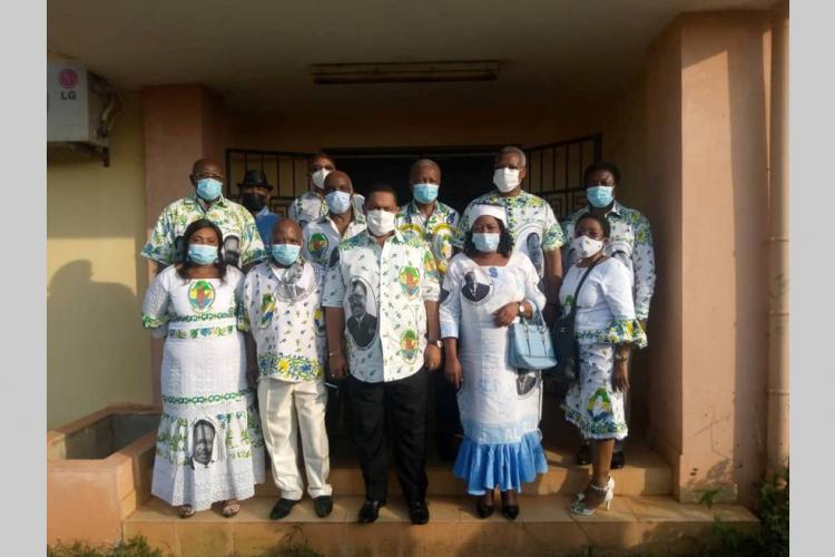 """Parti politique : les """"Pdgistes"""" bitamois invités à l'unité autour du chef de l'État"""
