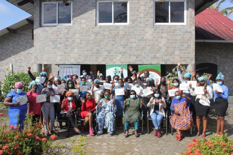 Développement durable : où sont les femmes?