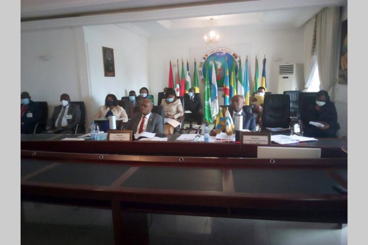 CEEAC : les ministres des Affaires étrangères se concertent