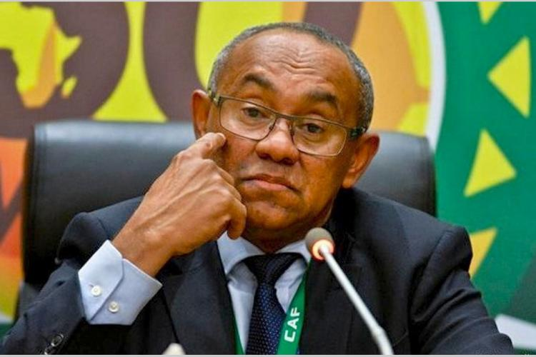 CAF : Ahmad Ahmad suspendu cinq ans par la Fifa pour corruption