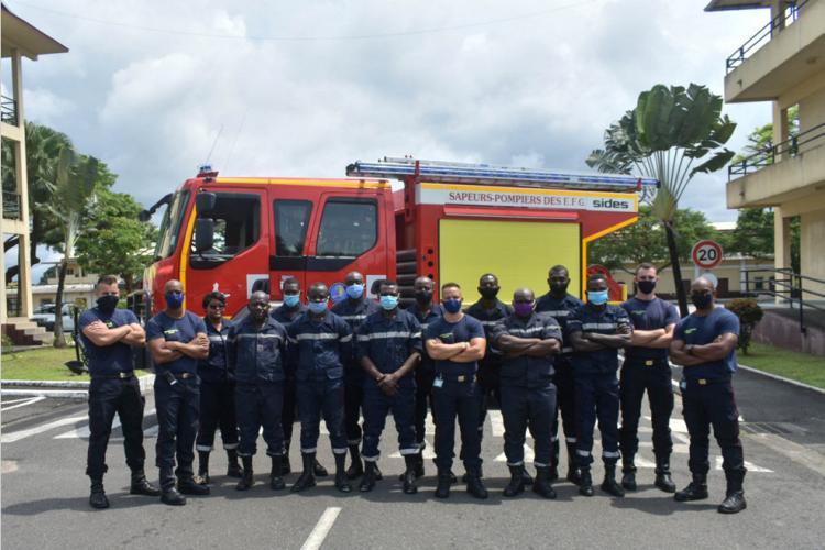 Formation : les sapeurs-pompiers renforcent leurs compétences
