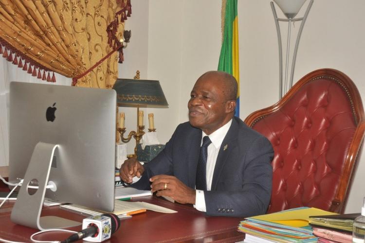 Sécurité alimentaire : Faustin Boukoubi loue l'engagement des pouvoirs publics