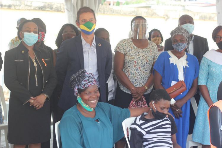 Solidarité : l'aide financière du Pnud à 500 personnes vivant avec un handicap