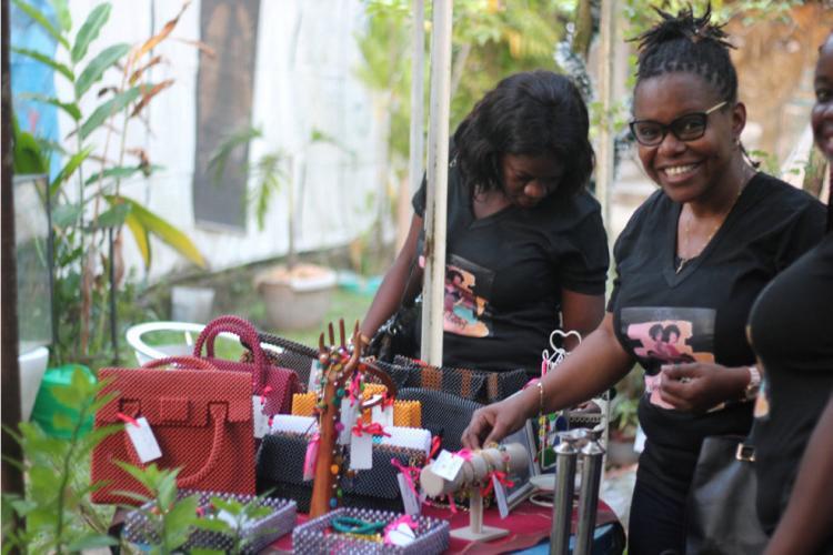 Made in Gabon : les produits bio de Noël