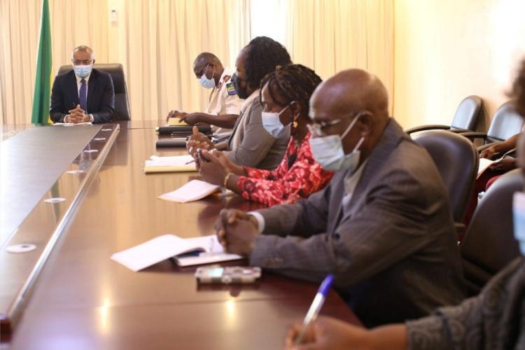 Vaccins : le Gabon se prépare également