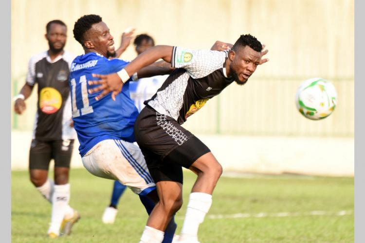 Football : Bouenguidi Sports éliminé de la compétition
