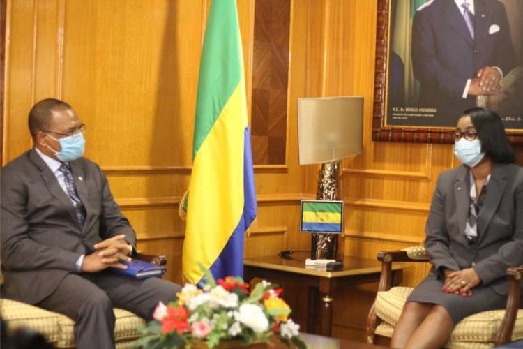 06H: Gabon-BDEAC : environ 210milliards de francs de projets en cours d'exécution