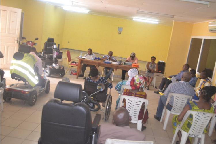 Personnes handicapées : l'amélioration des conditions d'existence comme exigence