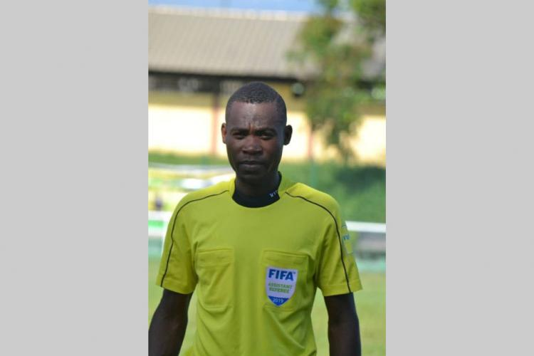 Chan-2021/Arbitrage : le Gabonais Boris Marlaise Ditsoga retenu