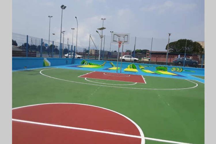Sports : De nouveaux aires de jeux à l'UOB