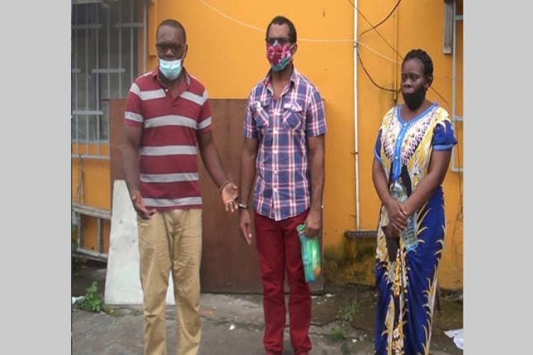 Pédophilie : Trois individus écroués à Port-gentil