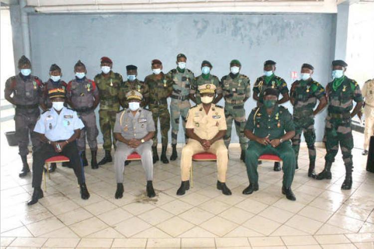 Forces armées : Des récompenses honorifiques au camp N'Tchoreret